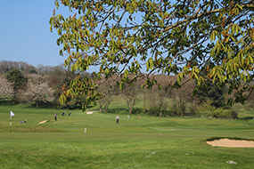 Hill Barn Golf Club