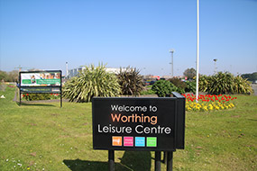Worthing Leisure Centre