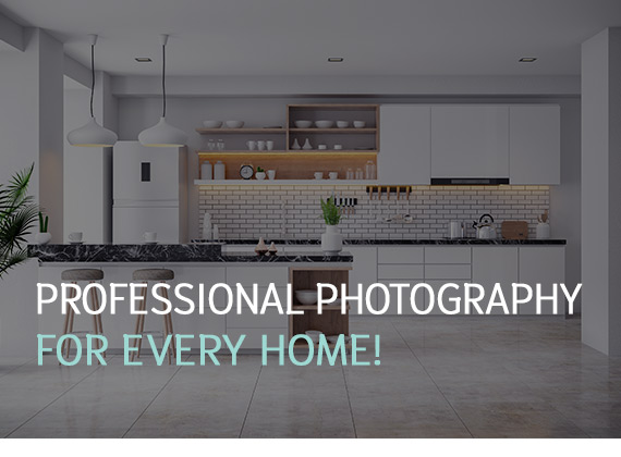 Professional Photography for every home!
